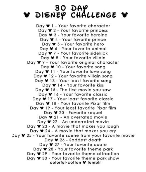 disney+challenge